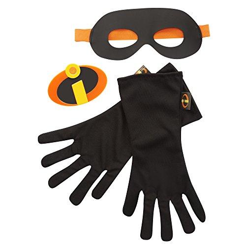 Incredibles 2- Incredibles, Color Negro, Talla única (JAKKS Pacific UK 74941) 9