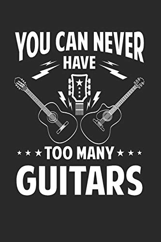 You can never have too many guitars: Guitar Tabs to learn and play for women and men
