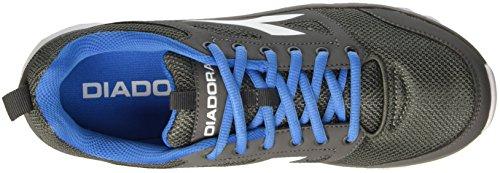 Diadora Herren Hawk 6 Trainingsschuhe Grigio (Grigio Acciaio/Bianco)