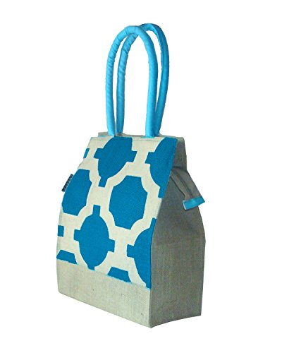 Foonty Blue Lunch Bag