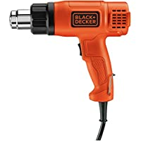 BLACK+DECKER KX1650-QS - Decapador 1.750W, hasta 600˚C, 230 V