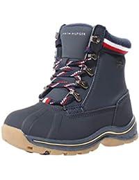 Tommy Hilfiger Kinder Boots Winter Stiefel Schuhe für Jungen