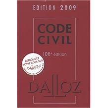 Code civil 2009