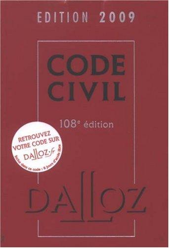 code-civil-2009