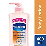 Vaseline Sun + Pollution Protection Body Lotion, 400ml