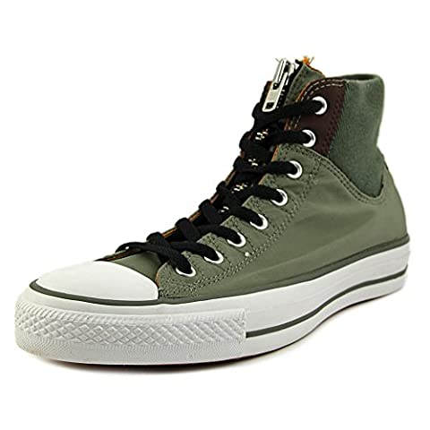 All Star Olive - Converse All Star MA-1 Zip chaussures 7,5