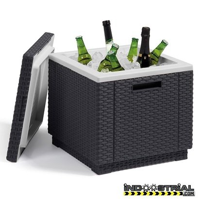 Allibert Ice Cube Cooler Ice Box