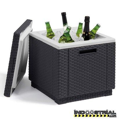 Suntime Allibert Glaçons Cooler Ice Box