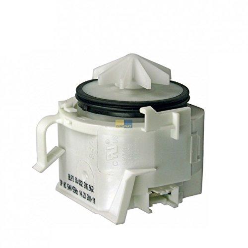 Bosch Siemens Pompe, Pompe, Pompe de vidange d'écoulement pour lave-vaisselle également Balay, Neff, Constructa – N ° : 611332