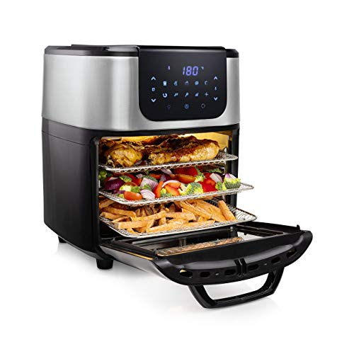 Princess 182070 - Horno Aerofryer Deluxe