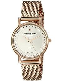 Stuhrling Original Reloj de cuarzo Woman Casatorra Elite Dress Vogue Ascot 29.0 mm
