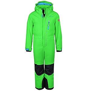 Trollkids Kinder Wasserdichter Schnee- und Ski-Anzug Isfjord
