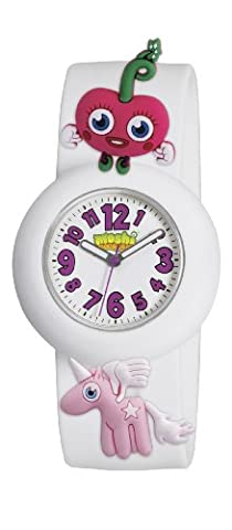 Moshi Monsters Luvli And Angel Charms Watch - White