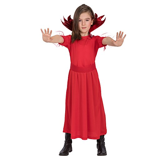 Carnival Toys Costume Diavoletta per Bimba per Bambini e6fd40d0c75
