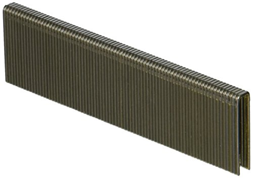 Senco L13BRBN 18 Gauge by 1/4-inch Crown by 1-inch Length Bright Basic Staples (5,000 per box) by Senco