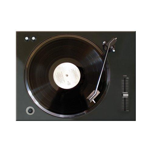Nostalgic-Art 14294 Retro Wave - Retro Vinyl Player, Magnet 8x6 cm -