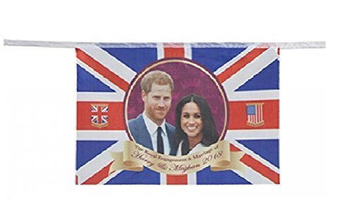 Royal Wedding Harry & Meghan Commemorative Party Decorations Supplies