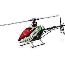 Goolsky ALIGN T-REX 500L Dominator Set Super Combo elicottero RC 6CH Flybarless sistema
