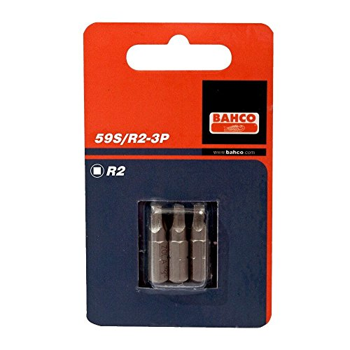 Bahco 59S/R2-3P - Blister 3 Emb. Ro2 25Mm