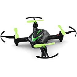 Ouneed Mini JJRC H48 mini Drone 6 AXIS 2.4 g RC micro Quadcopters control remoto para niños (Verde)