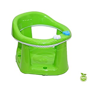 Baby Toddler Child Bath Support Seat Safety Bathing Safe Dinning Play 3 In 1 MWR (GREEN) 9