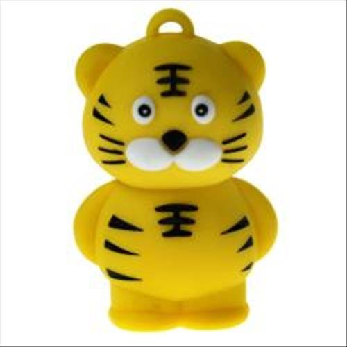 Maxell chiavetta usb tiger usb safari collection, 4 gb