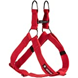 PetsLike Spun Harness Regular Red (size Large), RED, Large, 250 g