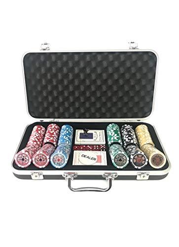 Pokerproductos Maletín 300 fichas High Roller