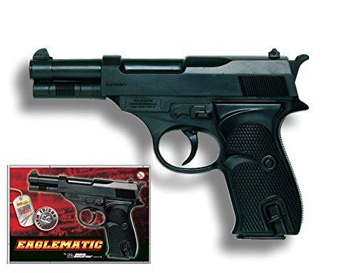 Pistolet à Pétard Eaglematic - Jeu Revolver Tir - 050