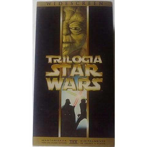 TRILOGIA STAR WARS VHS
