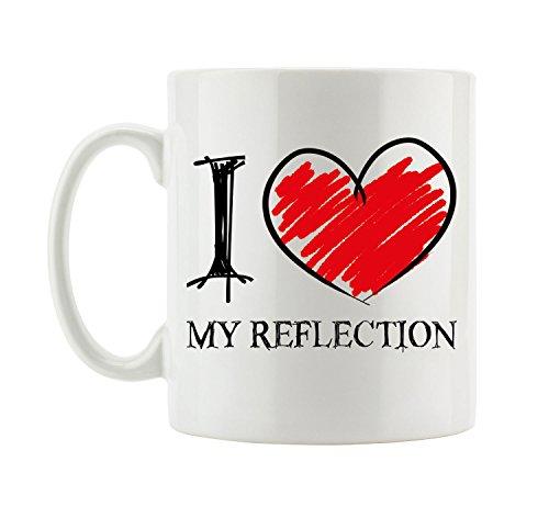 I love my Reflection Fun Tasse