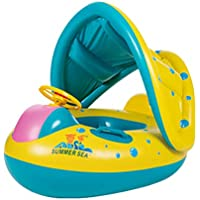 Lovely Baby Kids Swimming Ring Childs Anillos de natación Inflable círculo