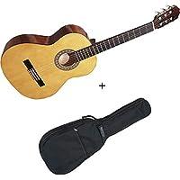 Santos Y Mayor 9B Pack-3-Guitarra clásica 3/4-Estudio de