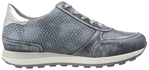 Remonte D1800 Damen Sneakers Blau (royal/argento/denim / 14)