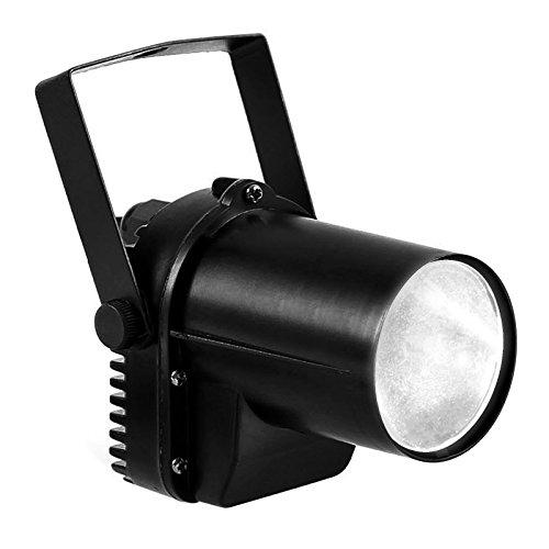 TSSS 3W Weiß LED Bühnenbeleuchtung Scheinwerfer Wand-Strahlen Effekt LED Beleuchtung Licht Lampe