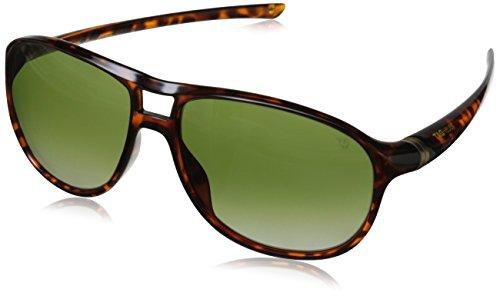 TAG Heuer27 Degree 6043 310-27 Degree 6043 310 Unisex-Erwachsene, Braun (Shiny Tortoise,gold & Green Gradient Precision), 60 mm