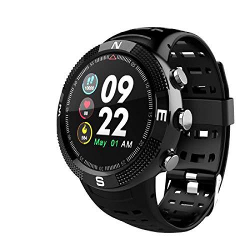 JASAFAJFH Smartwatch Sports wasserdichte Call Message Reminder SchrittzählerSmart Watch, für Android, forIOS Digital-message-system
