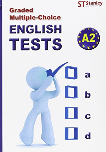 Graded multiple-choice: English tests-A2 por Glenn Darragh