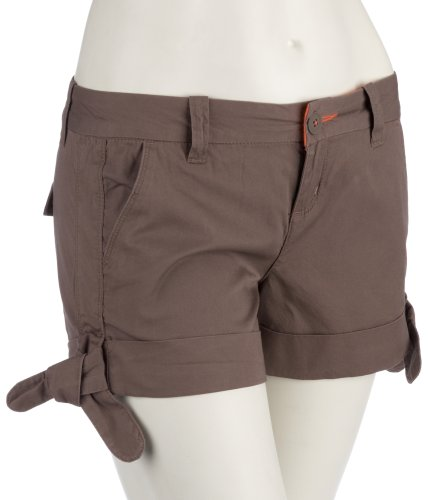 Roxy Hot Pant Cassey Short Marron - Marron