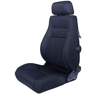 Autostyle 64Z Fahrer- SS, schwarz