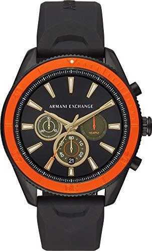 orologio cronografo uomo Armani Exchange Enzo casual cod. AX1821