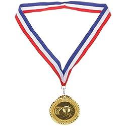 Juego de Deportes Ganadores Medalla de Premios de Baloncesto Partido Traje - Oro