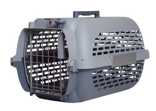 Dogit/Catit Pet Carrier 300, Grey, Large 2