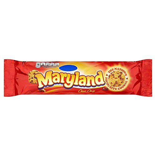 Maryland schokoladen Chip Cookies - 145g x 4 - 4-er Pack