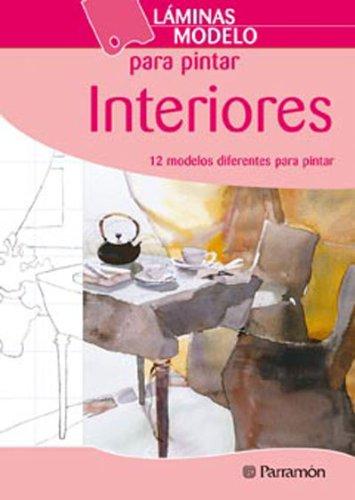 LAMINAS MODELO PARA PINTAR INTERIORES (Láminas modelo para pintar)