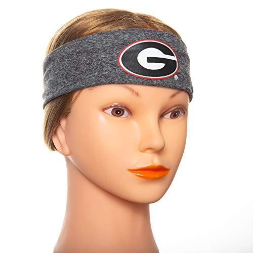 Bani Bands Headbands Georgia Bulldogs Running Stirnband - Unisex Stirnbänder für Frauen und Stirnbänder für Männer. Rutschfester Stoff hält Schweiß bei jedem Training (Frauen Football Spieler Kostüm)