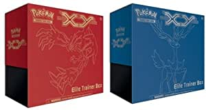 Pokemon XY Elite Trainer Box: 8 Booster Packs, 45 Energy Cards, 65 Sleeves, + more