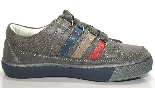 Cherie , Chaussures de ville à lacets pour fille Marron - Braun (Marrone 319)