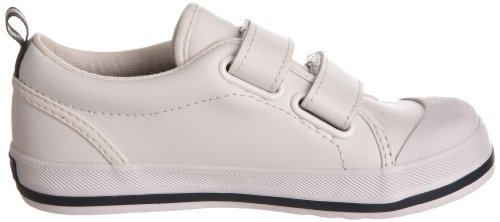 Keds kids GRAHAM H&L KT32296 Unisex-Kinder Sneaker Weiß (WHITE LEATHE)