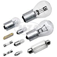 SET Glühlampen (Markenlampe) 6V 15W Hauptlicht KR51/1, S50, SR4-2